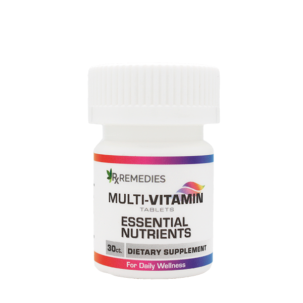 Rx Remedies, Multi-Vitamin